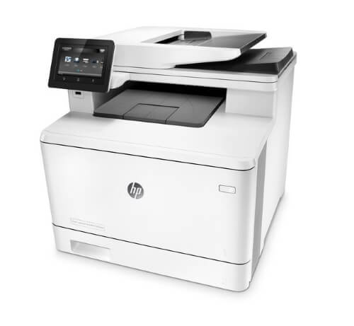 HP Laser-Multifunktionsdrucker