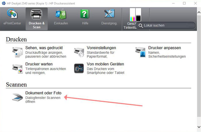 Dokumente Scannen Vom Drucker Auf Pc So Gehts Printer Care