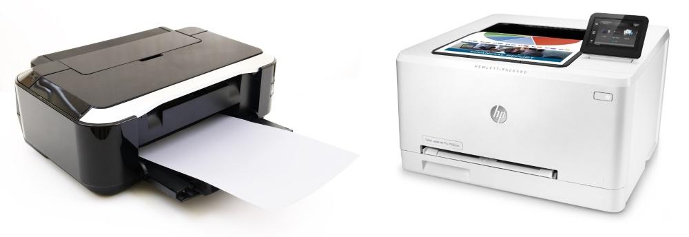 tintenstrahl oder laserdrucker welchen soll ich kaufen. Black Bedroom Furniture Sets. Home Design Ideas