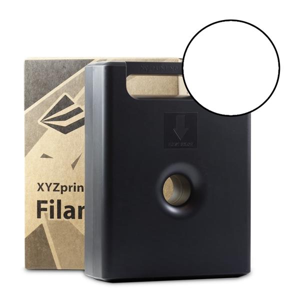 600g White PLA Filament Cartridge