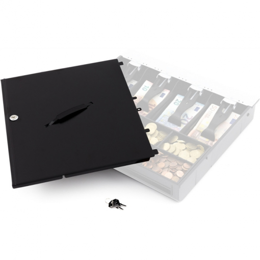 ACROPAQ BSLLIT410 - Abschließbarer Deckel für Kasseneinsatz von AC410 420 425 424