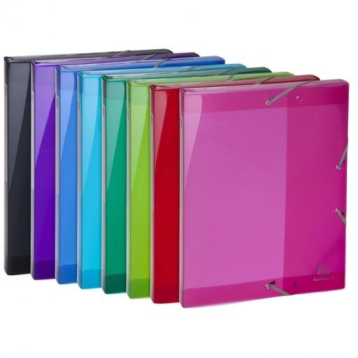Archivbox aus PP 700µ, Rücken 25mm, 25x33cm für DIN A4 - Iderama
