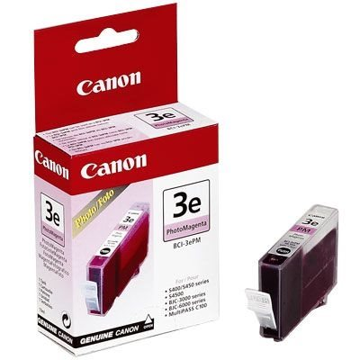 BCI-3 PM Original Tintenpat. für Canon BJC 3000