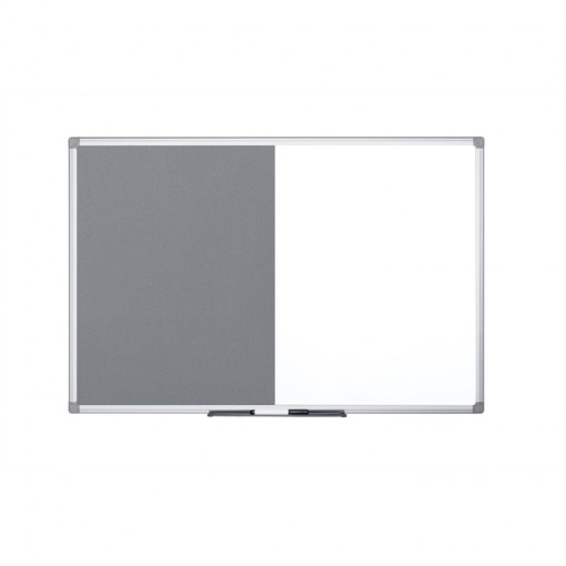 Bi-Office Kombitafel Kork/ magnetisch, trocken abwischbare Tafel