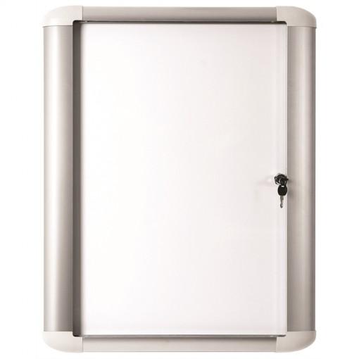 Bi-Office Mastervision Wetterfester Schaukasten Magnetisch 81.6x99.5cm