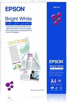 Bright White Ink Jet Paper - C13S041749