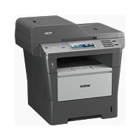 Brother DCP-8250DN S/W-Laserdrucker MFP