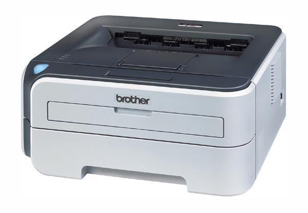 Brother Laserdrucker HL-2150N  DIN A4