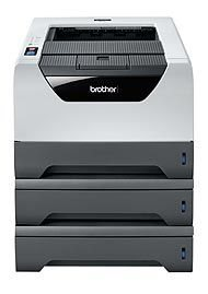 Brother Laserdrucker HL-5350DN2LT  BUNDLE