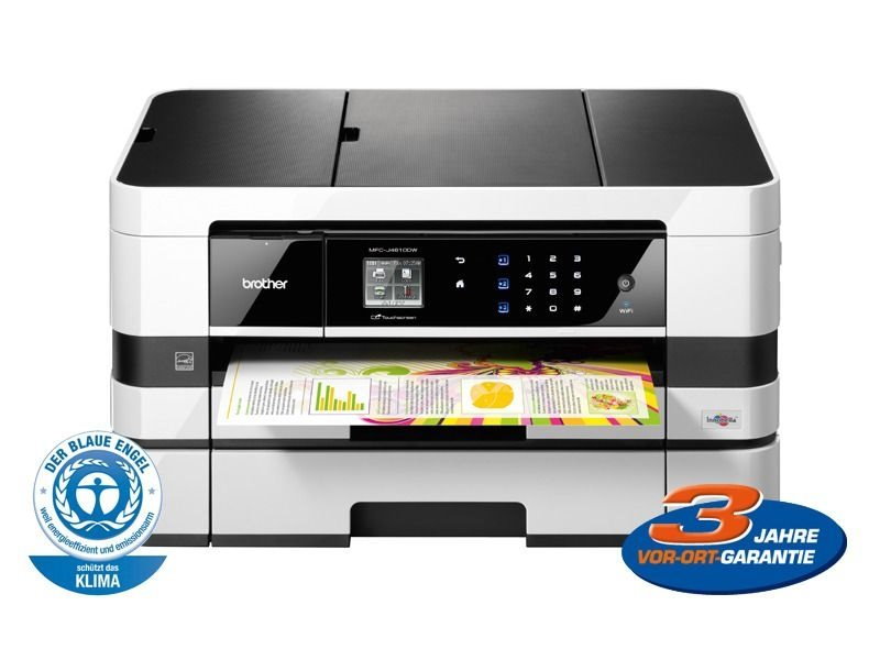 Brother MFC-J4610DW Tinten-Multifunktionsgerät