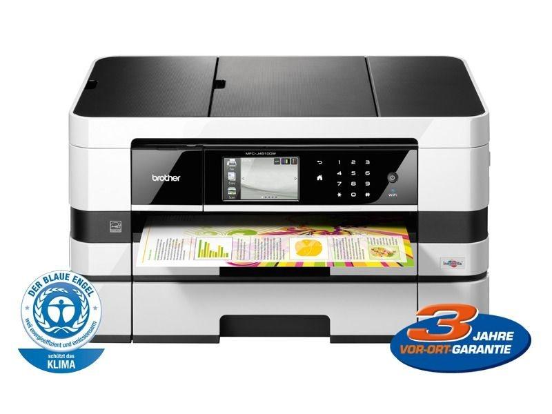 Brother MFC-J4710DW Tinten-Multifunktionsgerät