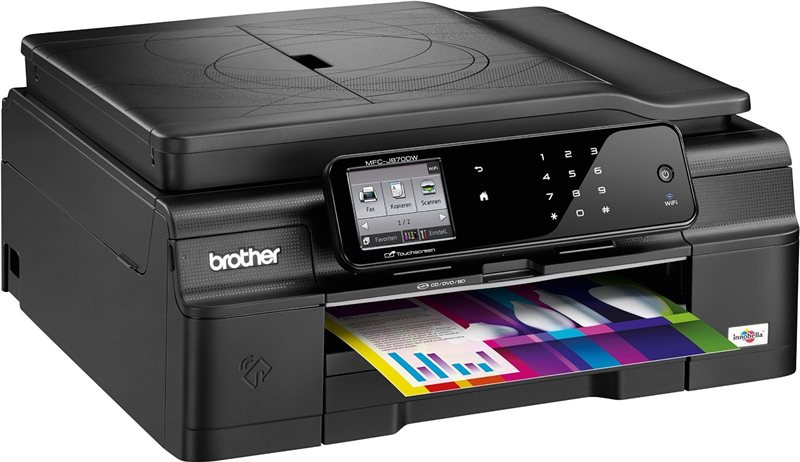 Brother MFC-J870DW MFP