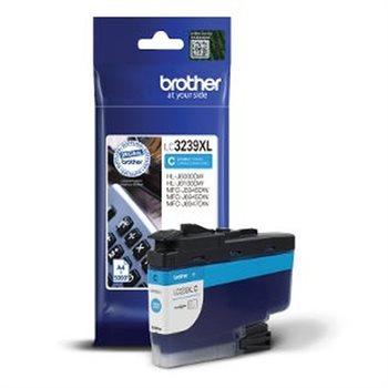 Brother Original - XL Toner cyan - LC3239XLC