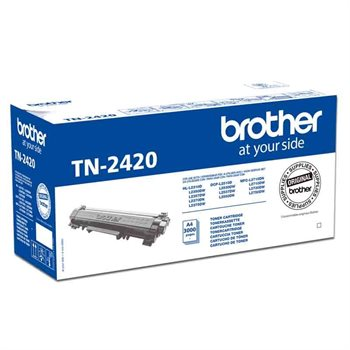 Brother Original HC Toner schwarz - TN-2420