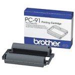 Brother Original Kartusche + Transferband für Fax