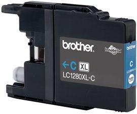 Brother Tinte cyan XL für MFC-J6510DW, LC-1280XLC