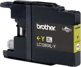 Brother Tinte gelb XL für MFC-J6510DW, LC-1280XLY