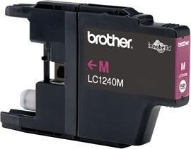 Brother Tinte magenta für MFC-J6510DW, LC-1240M