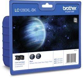 Brother Tinte schwarz XL 2erPack für MFC-J6510DW