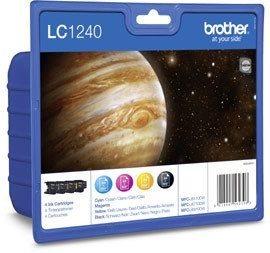 Brother Tinte Valuepack (BK+CMY) für MFC-J6510DW