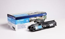 Brother Toner cyan XL -  TN326C