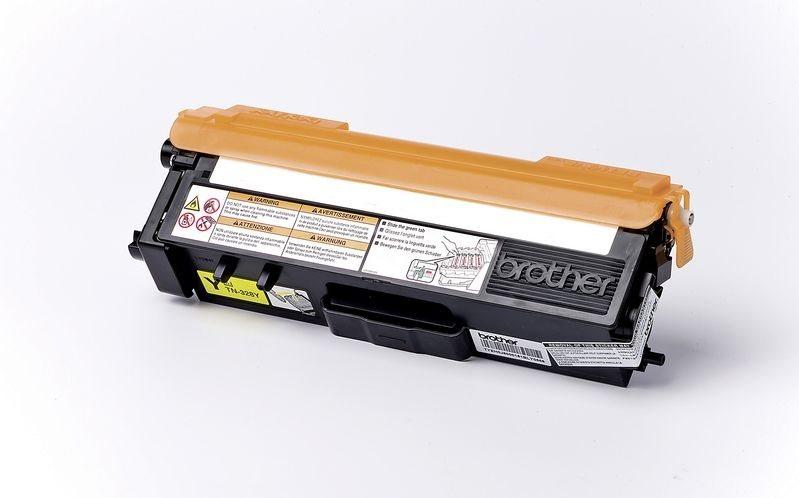 Brother Toner gelb HC für HL-4150, TN-325Y
