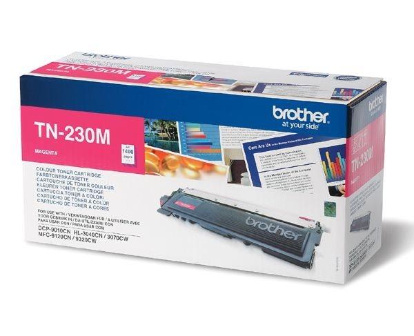 Brother Toner magenta für HL-3040CN, TN-230M
