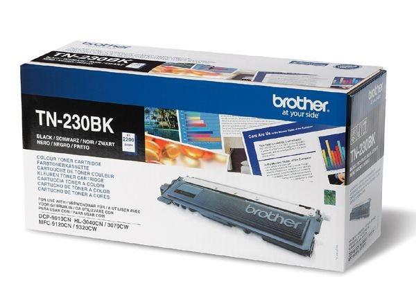 Brother Toner schwarz für HL-3040CN, TN-230BK