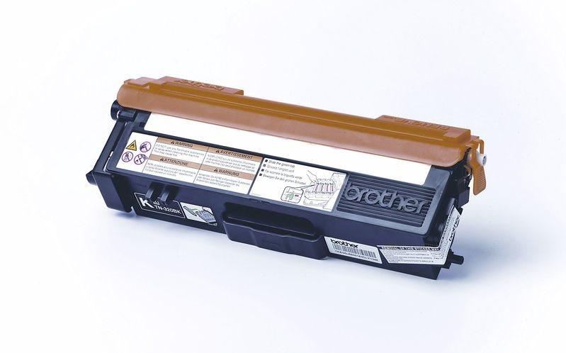 Brother Toner schwarz für HL-4150, TN-320BK
