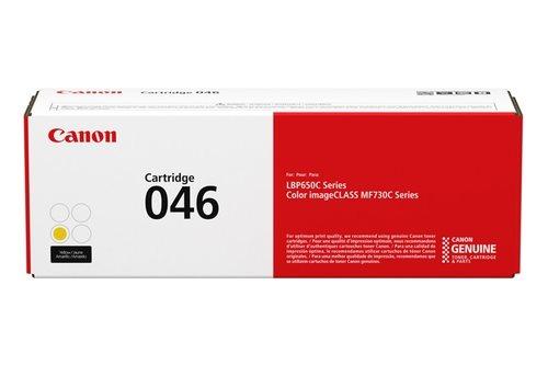 Canon 046 - Toner yellow -  1247C002