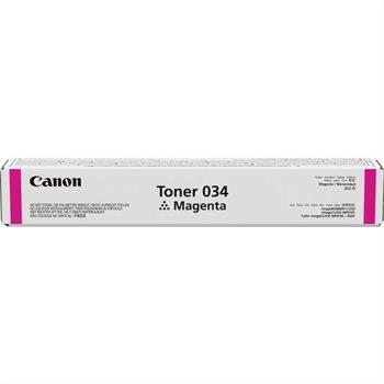 Canon Original - 034 -  Toner magenta -  9452B001