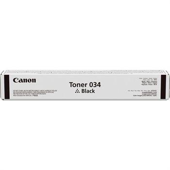 Canon Original - 034 - Toner schwarz -  9454B001
