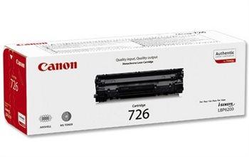 Canon Original - CRG-726 - Toner schwarz 3483B002