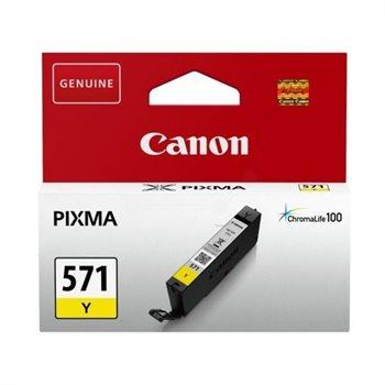 Canon Original - Tinte gelb -  0388C001
