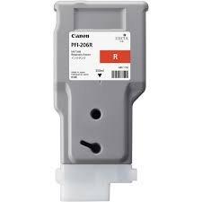 Canon Original - Tinte rot PFI-206R -  5309B001AA