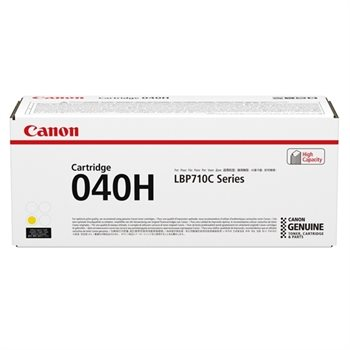 Canon Original - Toner gelb 040H Y -  0455C001