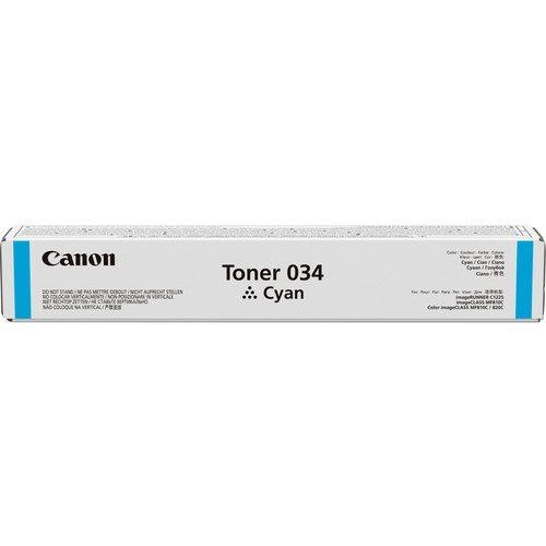 Canon Original - 034 - Toner cyan -  9453B001