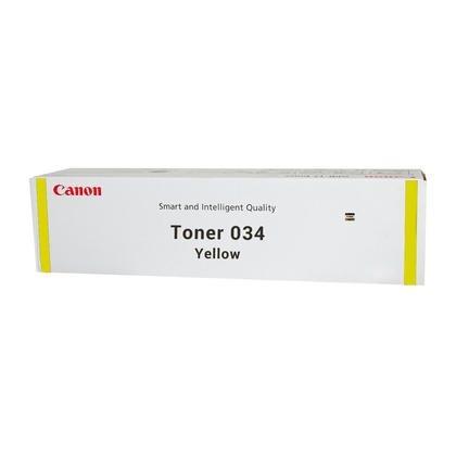 Canon Original - 034 - Toner gelb -  9451B001