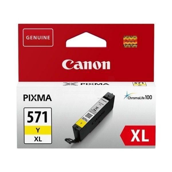 Canon Original - HC Tinte gelb  -  0334C001