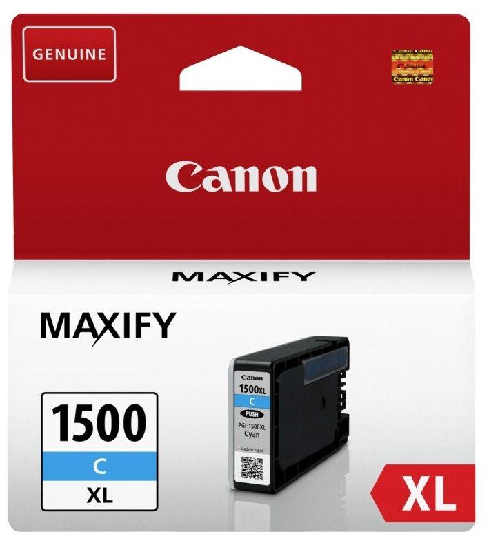Canon Original - PGI-1500XL C - Tinte cyan