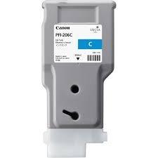 Canon Original - Tinte cyan PFI-206C -  5304B001AA