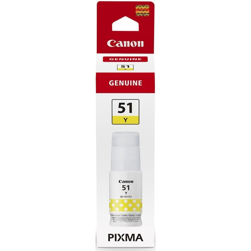 Canon Original Tinte gelb GI-51Y - 4548C001