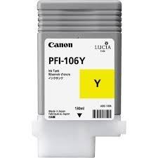 Canon Original - Tinte gelb PFI-106Y -  6624B001AA