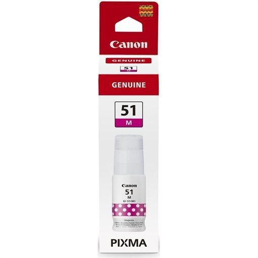 Canon Original Tinte magenta GI-51M - 4547C001