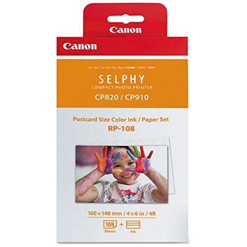 Canon Original - Tinte Papier-Kit RP-108