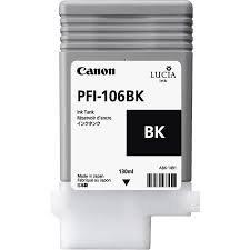 Canon Original - Tinte schwarz PFI-106BK