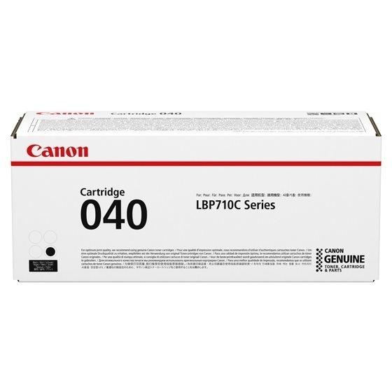 Canon Original - Toner 040 schwarz -  0460C001