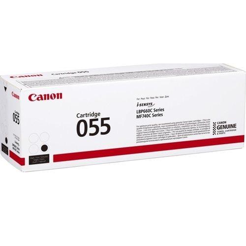 Canon Original Toner 055 schwarz - 3016C002