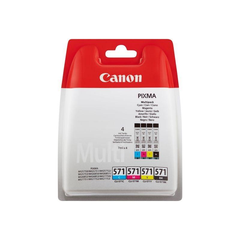 Canon Original - Value Pack CMYBK CLI-571