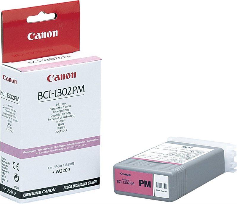 Canon Photopatrone magenta für Canon W2200